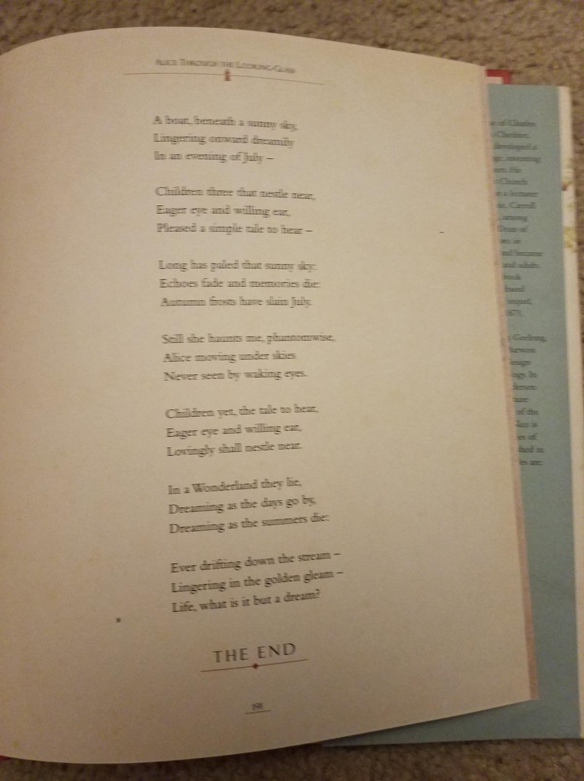 Alice Ladder's Piece
