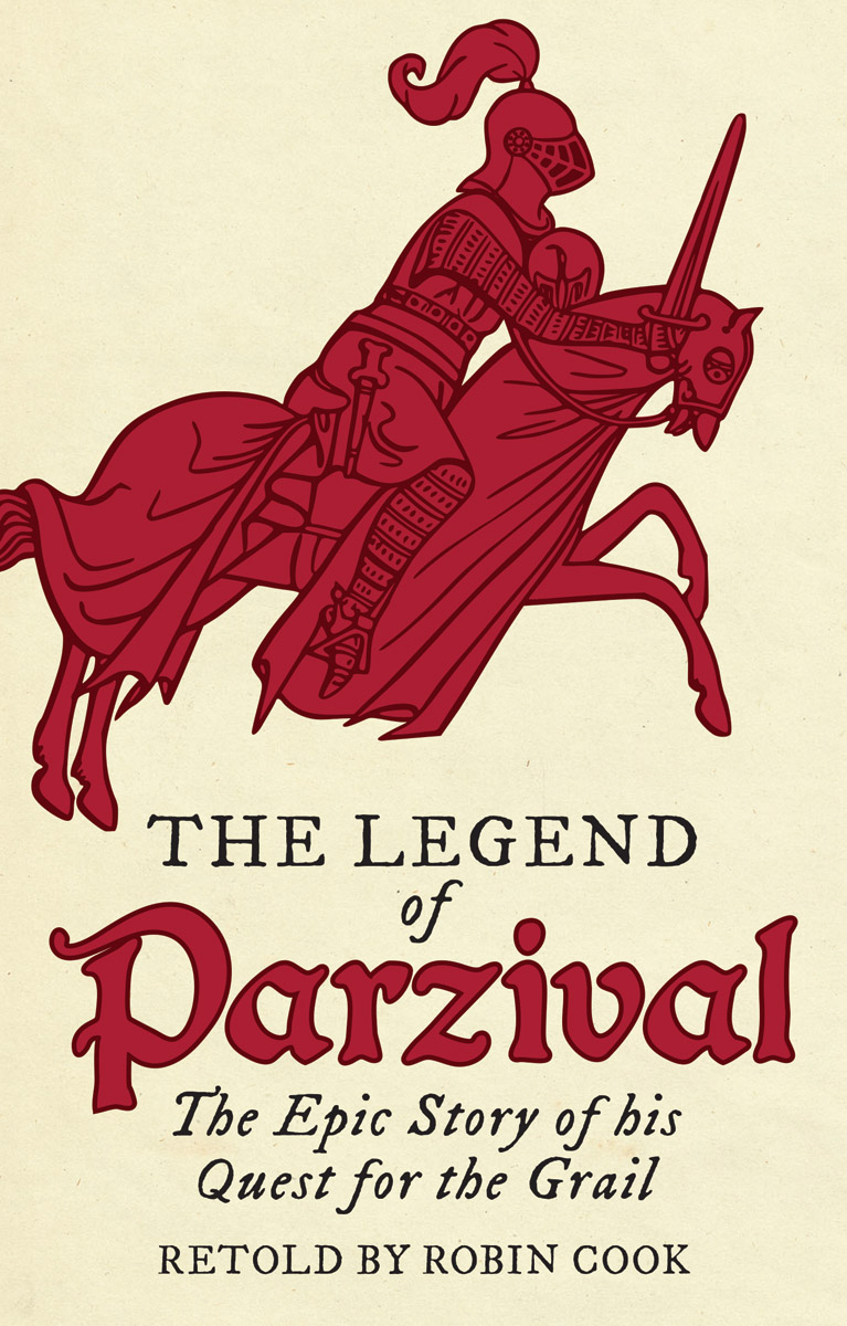 Parzifal in Book Covers